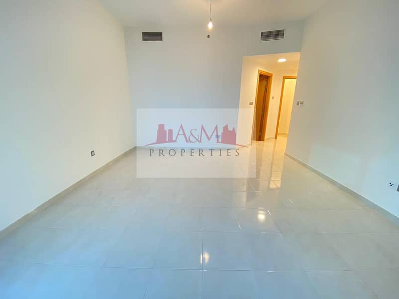 BRAND NEW.: 2 Bedroom Apartment with Basement parking in Mamoura for AED 65
