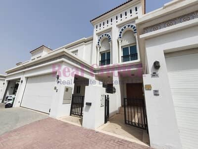 4 Bedroom Villa for Rent in Al Wasl, Dubai - Spacious 4BR Plus Maid|13 Month |Amazing View