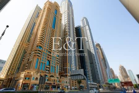 1 Bedroom Apartment for Rent in Dubai Marina, Dubai - Unfurnished 1 Bedroom   Free AC   Mid Floor