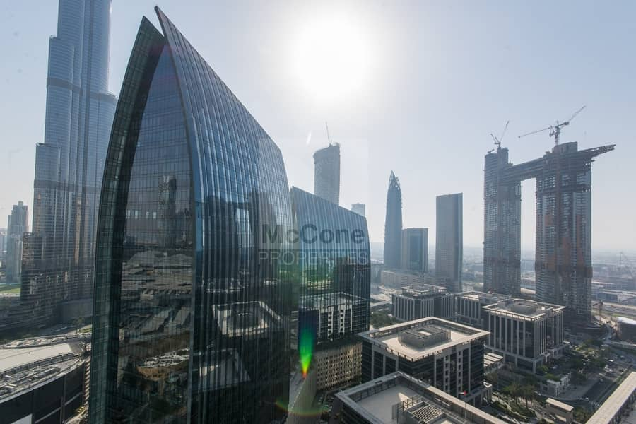 29 06 Unit - 3BR - Burj Khalifa Views