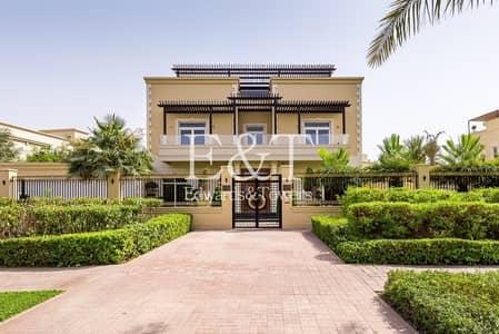 5 Bedroom Villa for Sale in Emirates Hills, Dubai - Custom Built Private Villa | 5 Bed | EH
