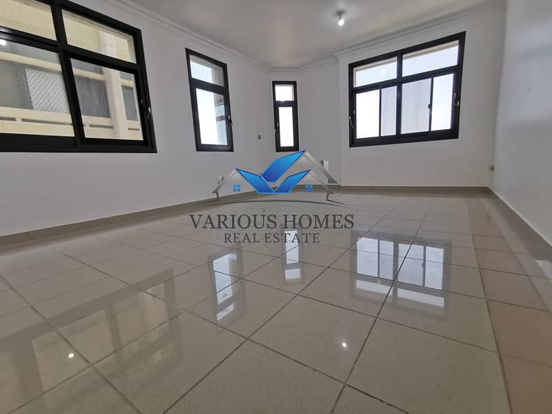 Outstanding 02 BHK Apartment With Central AIr Conditioned at Prime Location Al Wahdah