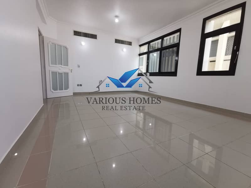 2 Outstanding 02 BHK Apartment With Central AIr Conditioned at Prime Location Al Wahdah