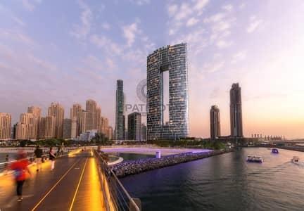 فلیٹ 1 غرفة نوم للبيع في جميرا بيتش ريزيدنس، دبي - Partial Sea view | 10% Booking | Luxury Living