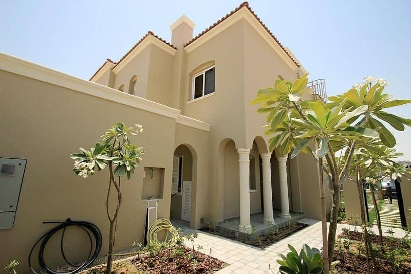 Pay in 6 years   Brand New villas with handover soon