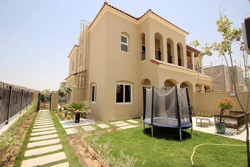 2 Pay in 6 years   Brand New villas with handover soon