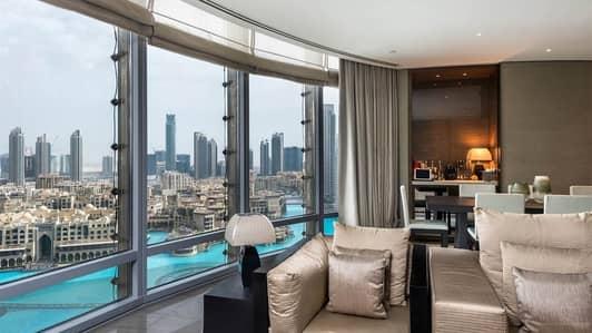 Luxury Furnished 1BHK at the Posh Armani Residences in Burj Khalifa!!
