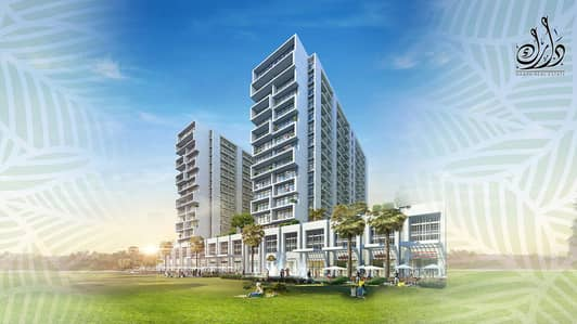1 Bedroom Apartment for Sale in Dubailand, Dubai - Luxury golf-facing apartments from AED 449