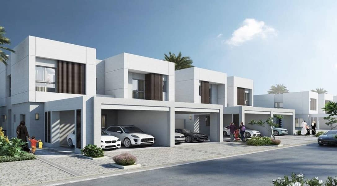 Brand New villas Close to Silicon Oasis |Handover soon