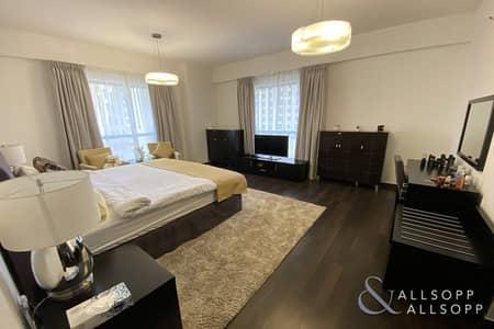 فلیٹ 3 غرف نوم للبيع في جميرا بيتش ريزيدنس، دبي - Upgraded | 3 Beds | Partial Marina Views