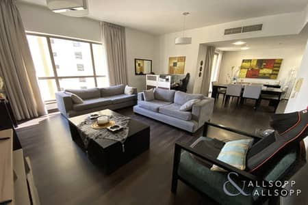 3 Bedroom Flat for Sale in Jumeirah Beach Residence (JBR), Dubai - Upgraded | 3 Beds | Partial Marina Views
