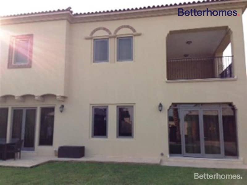 Fully furnished five BR Mediterranean Villa