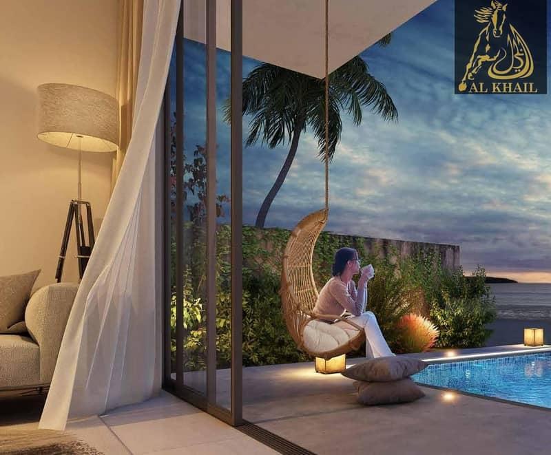 Elegant Spacious 4BR Villa in Waterfront City