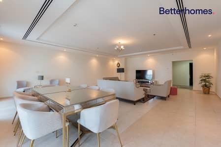 فلیٹ 4 غرف نوم للبيع في دبي مارينا، دبي - Sea View | Fully Furnished | Must View Now