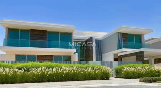 فیلا 7 غرف نوم للبيع في دبي هيلز استيت، دبي - Best Corner Plot with Golf & Skyline views.