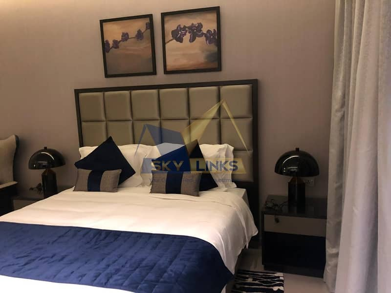 2 Best offer! Luxurious Fully Furnished Studio Apt For Rent