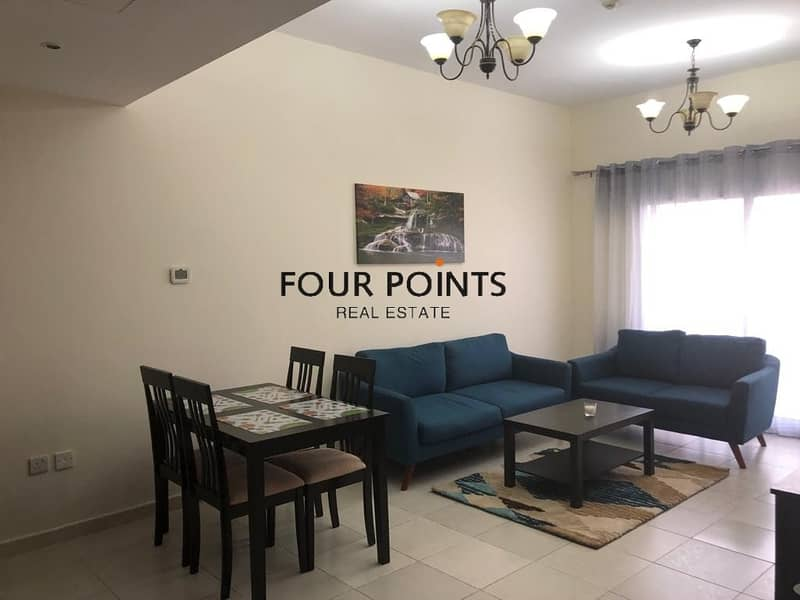 Amazingly Furnished 1 BHK in JVC
