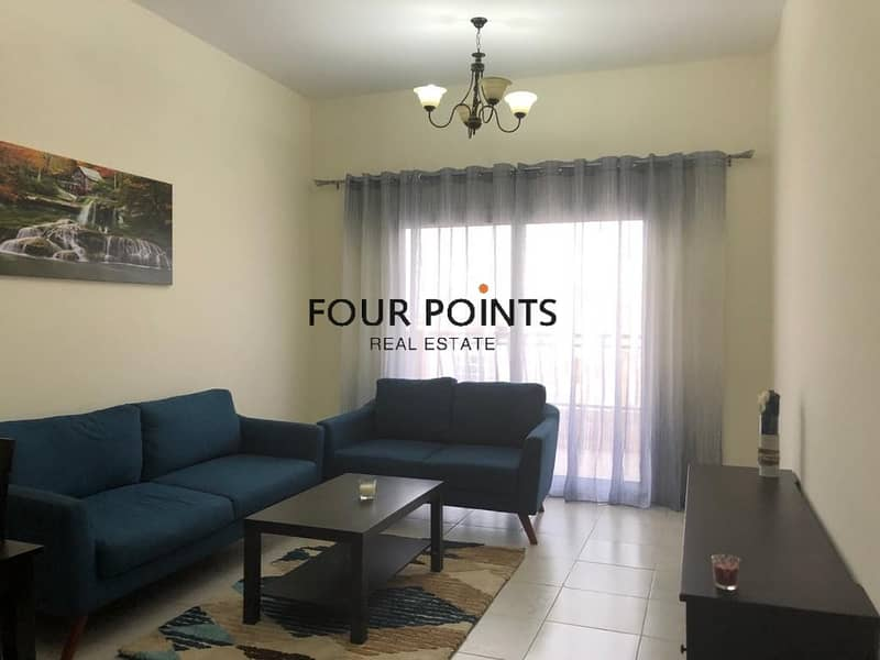 2 Amazingly Furnished 1 BHK in JVC