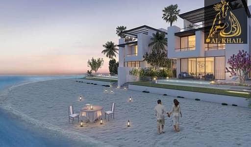 6 Bedroom Villa for Sale in Sharjah Waterfront City, Sharjah - Invest Opulent 6BR Villa in Waterfront City Stunning Views