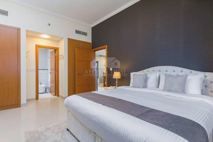 Best 1 BR | Fully Furnished | Sea View