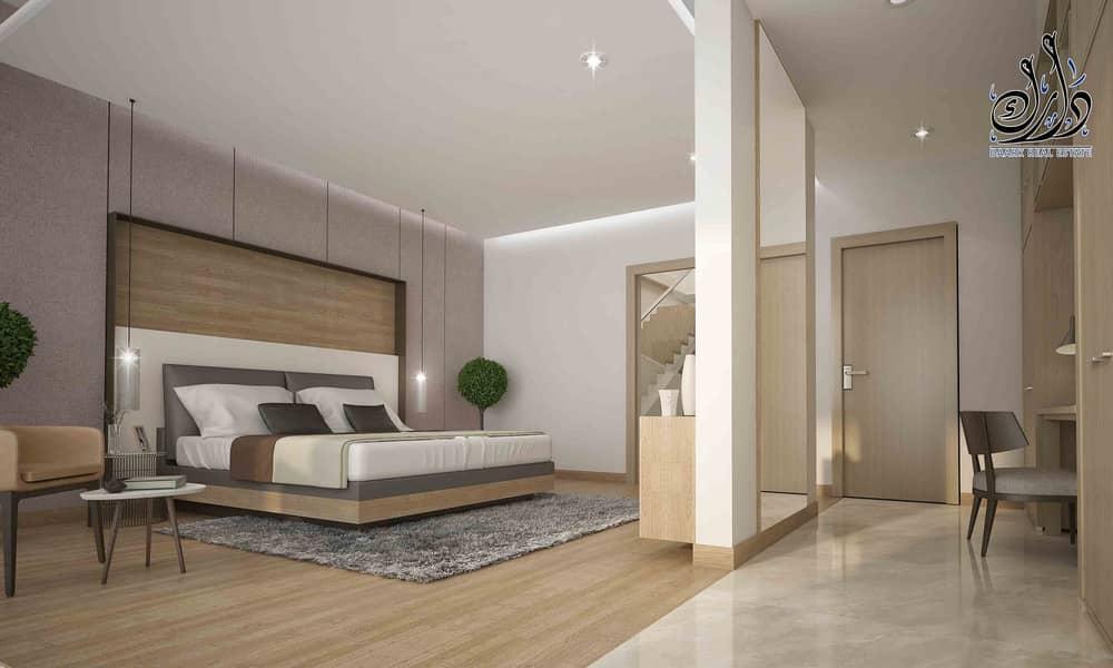2 own your villa in heart of Dubai with installment