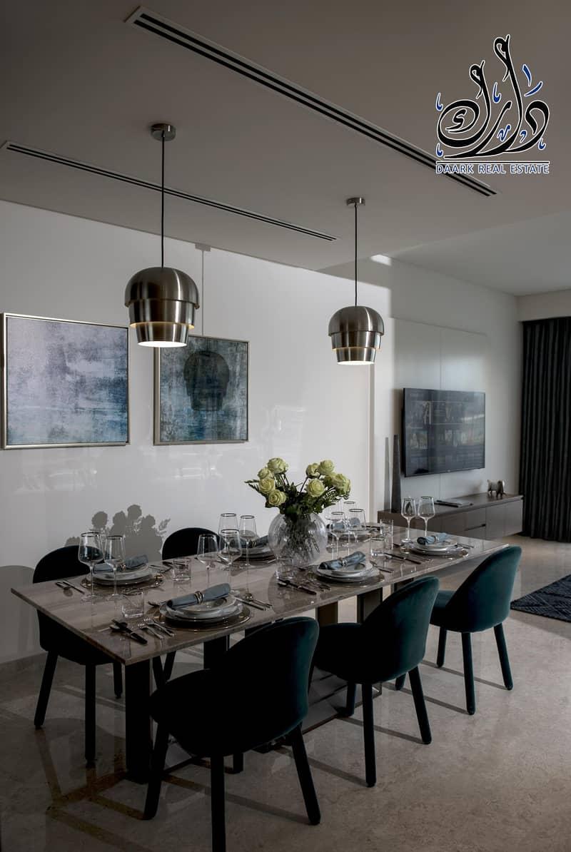 13 own your villa in heart of Dubai with installment