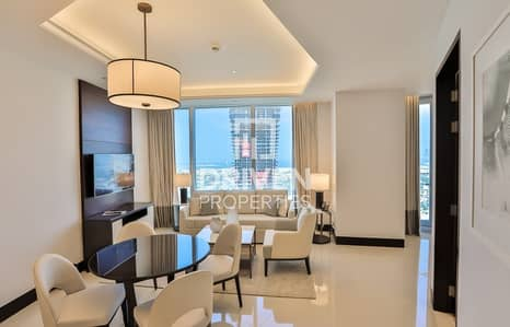 Best Price 1 Bed Plus Study with Sea View