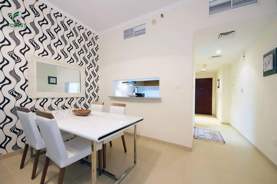 2 Luxury 1 BR Duplex Chiller free close to metro