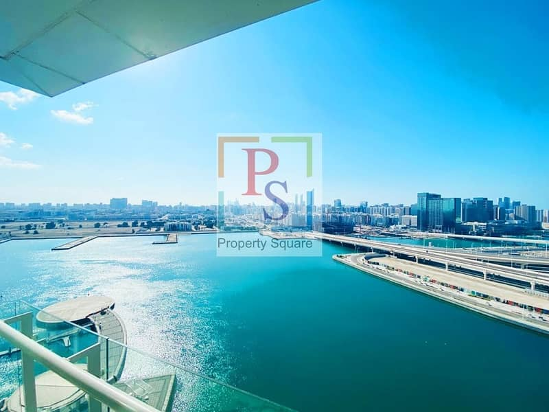 Sea View l Spacious 3BR+M Apt in Ocean Terrace