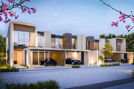 تاون هاوس 4 غرف نوم للبيع في دبي لاند، دبي - Pay 50 % and Move In | Completion July 2021