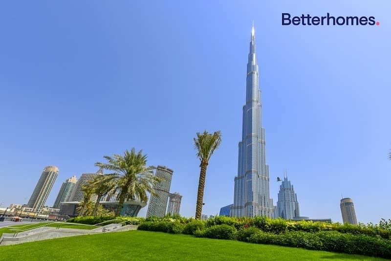 11 Move In Today| Burj Khalifa and Fountain