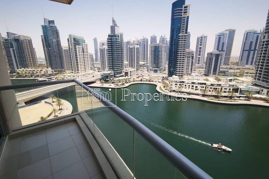 Marina view from all rooms /Ready to move in
