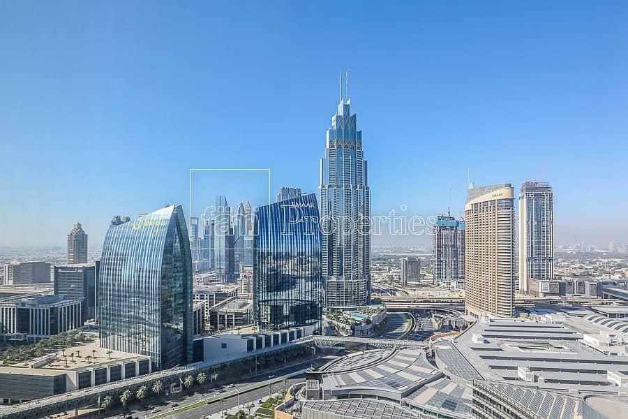 2 2BR+Study  Apt.   Opera & Sheikh Zayed View