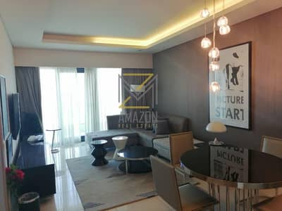 1 Bedroom Hotel Apartment for Rent in Business Bay, Dubai - Hotel apartment with Luxurious Furniture