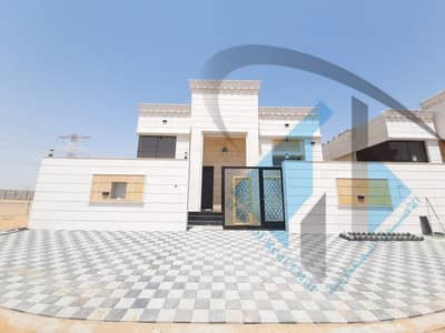3 Bedroom Villa for Sale in Al Yasmeen, Ajman - Villa for sale in a very elegant area in Jasmine for lovers on the ground floor