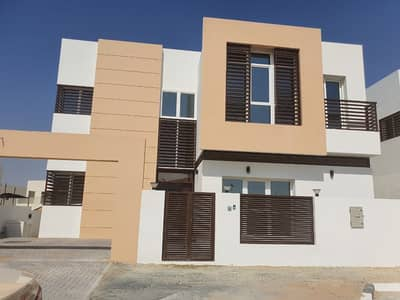 Brand New Spacious Modern 5 BR Villa With Maid and Pool