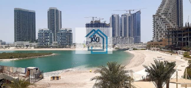 3 Bedroom Apartment for Rent in Al Reem Island, Abu Dhabi - Full Seaview  3BR+Maidroom   Huge balcony 13 months contract