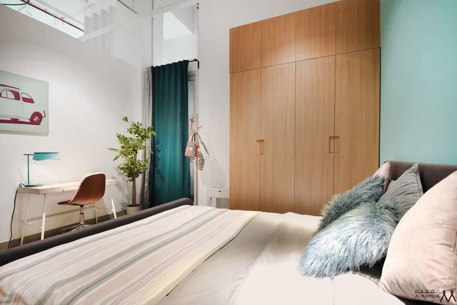 غرفة وصالة للبيع بسعر مغري جداً في الممشى
