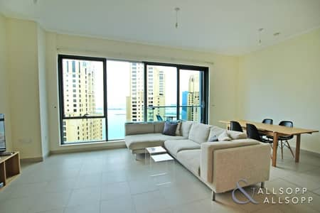1036 SqFt | High Floor | Sea Facing View