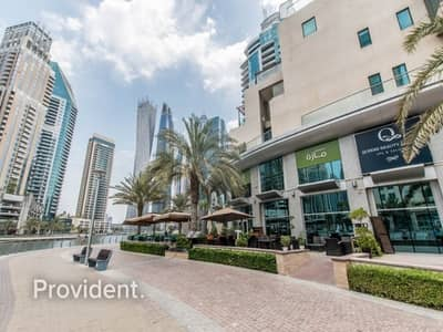 محل تجاري  للايجار في دبي مارينا، دبي - Suitable for Beauty Salon | Marina Walk View