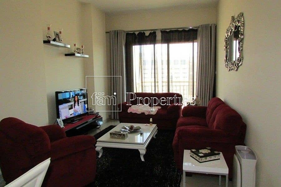 Rented | mid floor | next to Al Khail road | mall