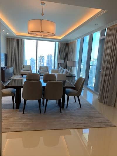 فلیٹ 2 غرفة نوم للبيع في وسط مدينة دبي، دبي - Exclusive 2 Bedrooms The Address Fountain View 3