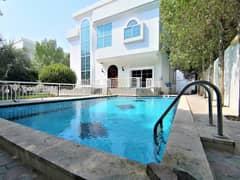 Lavish 5Bed Villa+All Master/R | Private Pool
