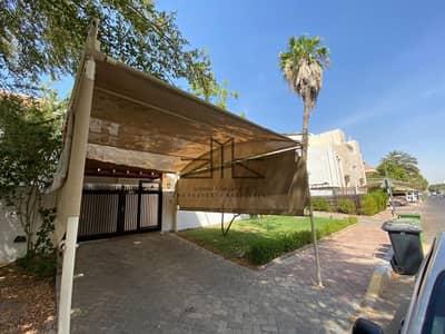 4 Bedroom Villa for Rent in Al Manaseer, Abu Dhabi - Quiet villa with good finishing