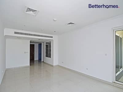Close to Metro|Vacant|Balcony|Unfurnished|