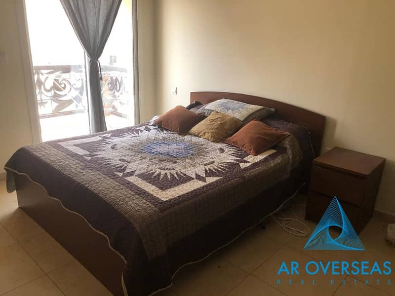 Remraam Al Thamam 1 Br fully Furnished available for Rent