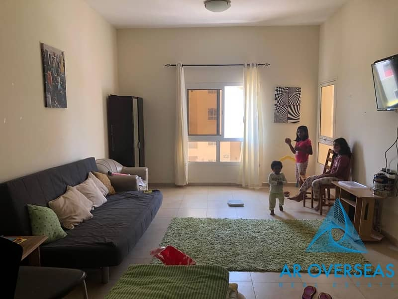 6 Remraam Al Thamam 1 Br fully Furnished available for Rent