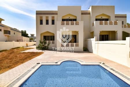 4 Bedroom Villa for Rent in Jebel Ali, Dubai - No Commission | One Month Free | Private Pool