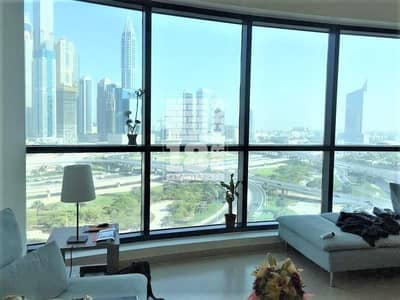 1 Bedroom Flat for Rent in Jumeirah Lake Towers (JLT), Dubai - Upgraded | Furnished | Deluxe | Amazing View