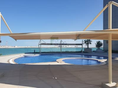 2 Bedroom Flat for Rent in Al Reem Island, Abu Dhabi - 30 Days Free: Sea View:2 Master BR with Balcony & Amenities